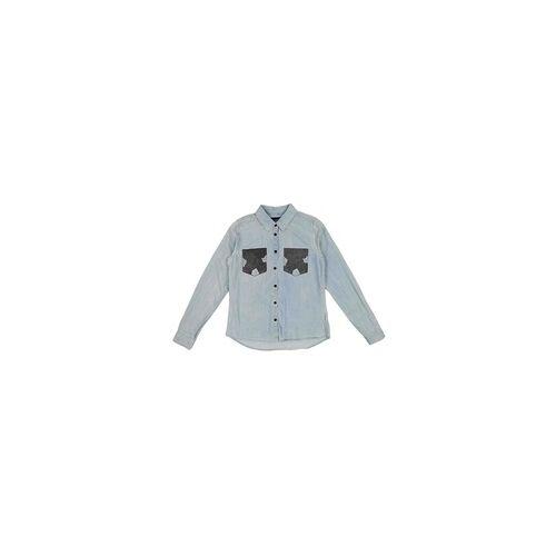 Blend Hemd BLEND SHE - Adel Patch Shirt Bleached Lg. Blue (29029)