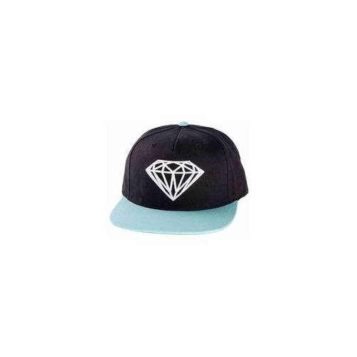 Diamond Cap DIAMOND - Brilliant Black Diamond Blue (BDBL) Größe: OS