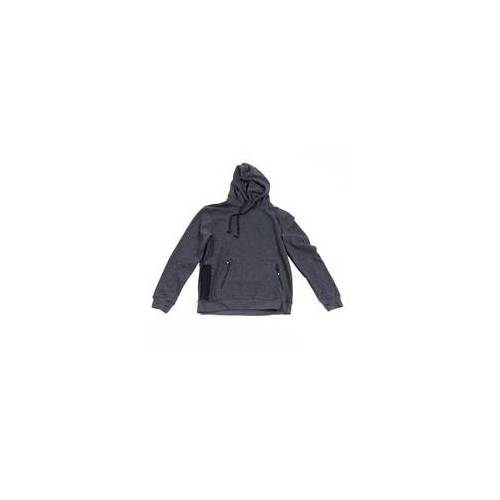 Hydroponic Sweatshirt HYDROPONIC - Dh Hifi Heather Black (HEATHER BLACK)