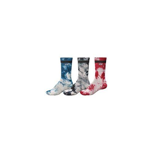 Globe Socken GLOBE - All Tied Up Sock 3 Pack Asst. (ASS)