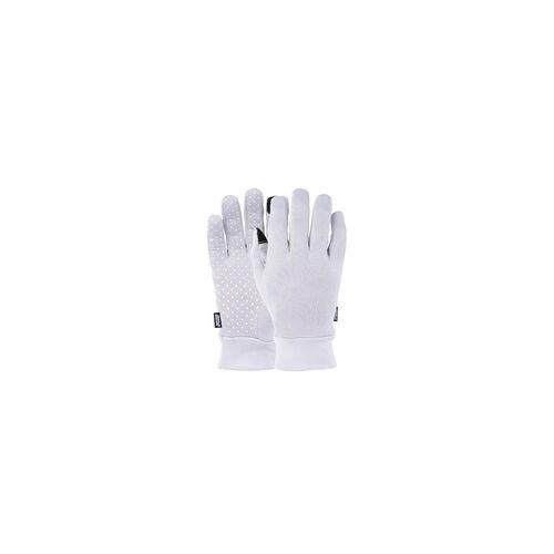 Pow Handschuhe POW - Poly Pro TT Liner Grey (GY)