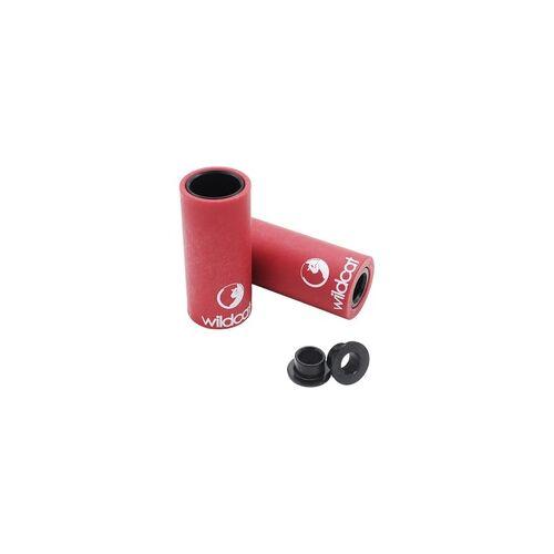 WILDCAT Pegs WILDCAT - Pro Mini Bmx Red (RED)