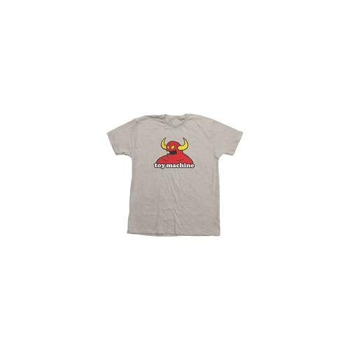Toy Machine Tshirt TOY MACHINE - Tm Monster Tee Oat (OAT)