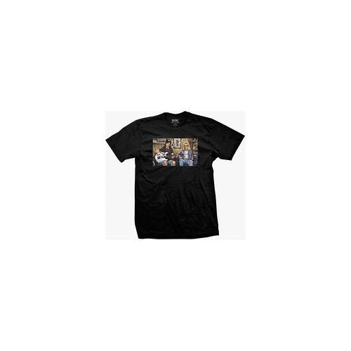 DGK Tshirt DGK - Aurora Tee Black (BLACK)