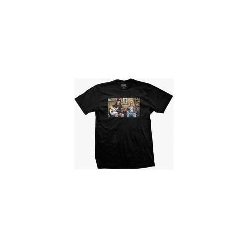 DGK Tshirt DGK - Aurora Tee Black (BLACK) Größe: M