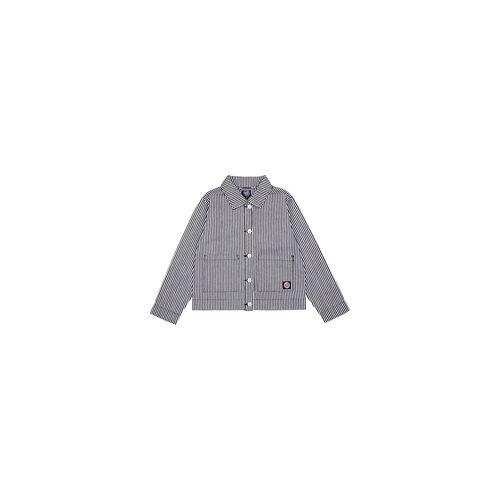 Santa Cruz Jacke SANTA CRUZ - Francis Jacket Hickory Stripe (HICKORY STRIPE)