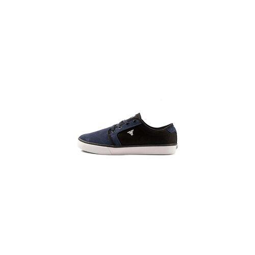 Fallen Schuhe FALLEN - Forte Indigo Blue/Black (INDIGOBLUE-BLACK) Größe: 45