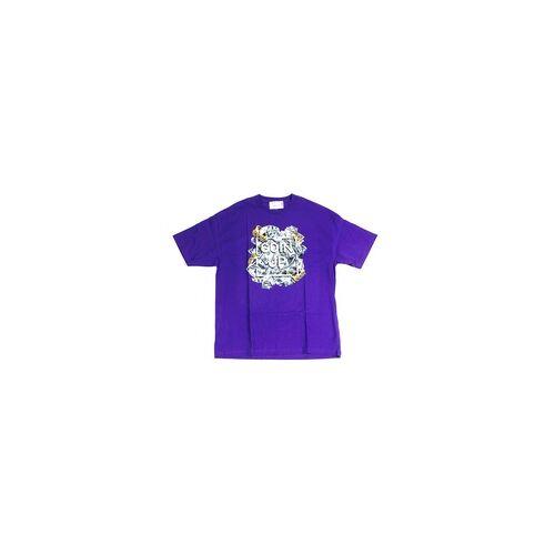 DGK Tshirt DGK - Goin Up Tee Purple (PURPLE)