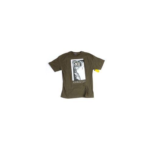 DGK Tshirt DGK - Always 100 Tee Military (MILITARY)