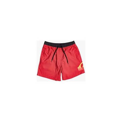 QUIKSILVER Badehose QUIKSILVER - Dredgvly17 High Risk Red (RQC6)