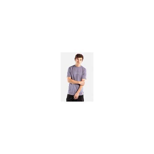 REELL Hemd REELL - Origin T-Shirt Light Purple (200)