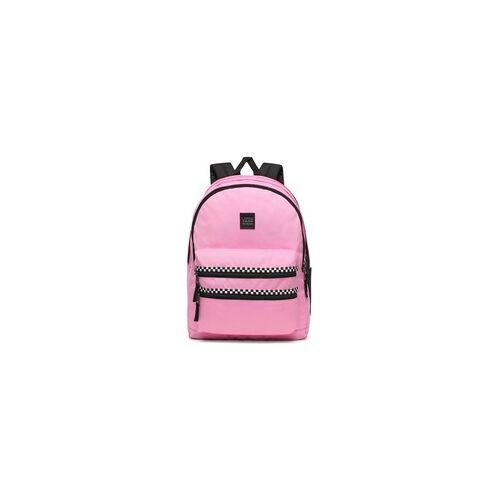 Vans Rucksack VANS - Schoolin It Backp Fuchsia Pink Checkerboard (VDF)