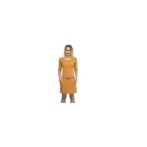Ragwear Kleid RAGWEAR - Tanya Zig Zag Curry (CURRY) Größe: M