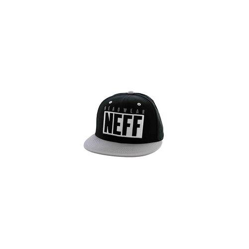 Neff Cap NEFF - Squad Blck (BLCK)