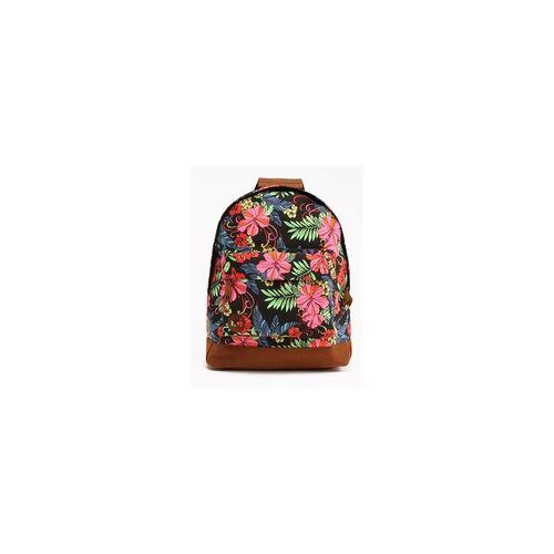 Mi-Pac Rucksack MI-PAC - Tropical Floral Neon Black (001)