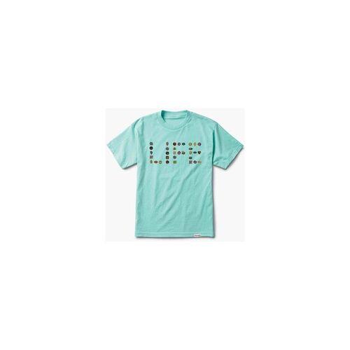 Diamond Tshirt DIAMOND - Life Diamond Tee Diamond Blue (DBLU) Größe: S