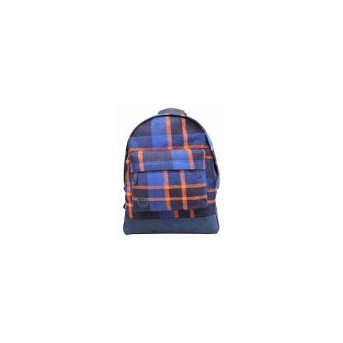 Mi-Pac Rucksack MI-PAC - Picnic Check Navy/orange (020)