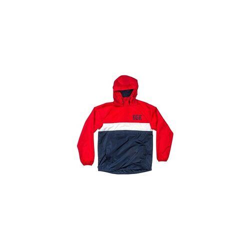 DGK Jacke DGK - Blocked Jacket Red (RED)