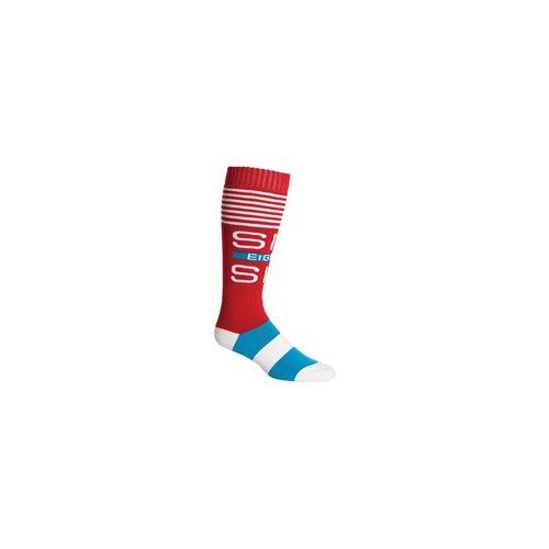 686 Socken 686 - Knockout Sock - 3 Pack Rad Pack (AST)