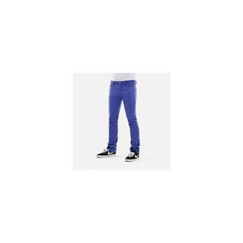 REELL Hosen REELL - Skin Cobalt Blu (COBALT BLU) Größe: 30/30