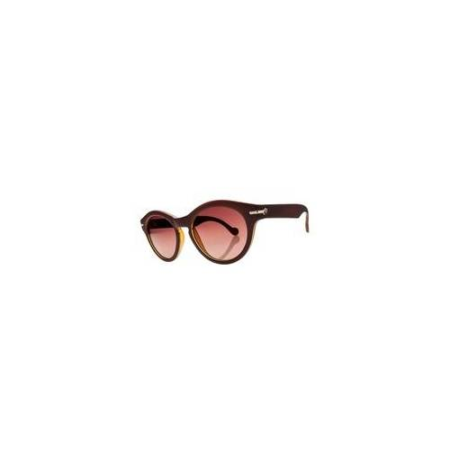 Electric Sonnenbrille ELECTRIC - Potion Macchiato/Brwn Gradient + case (MACCHIATO)