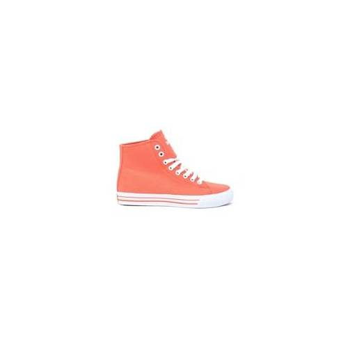 Supra Schuhe SUPRA - Thunder Red Canvas (RED CANVAS)