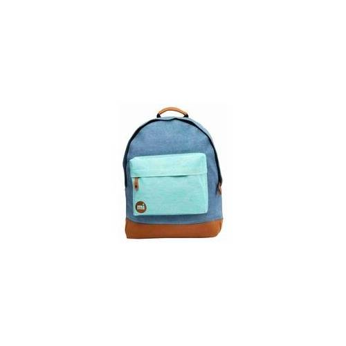 Mi-Pac Rucksack MI-PAC - Denim Patch Denim Green (006)