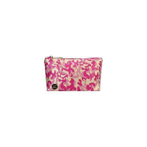 Mi-Pac Make-Up Tasche MI-PAC - Make Up Bag Metallic Camo Gold/Pink (015)