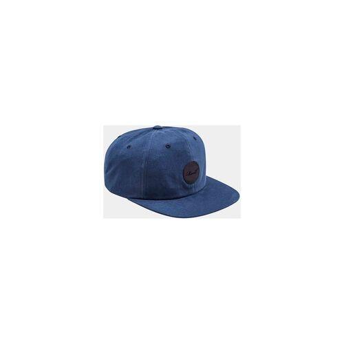 REELL Cap REELL - Flat 6-Panel Cap Blue (BLUE)