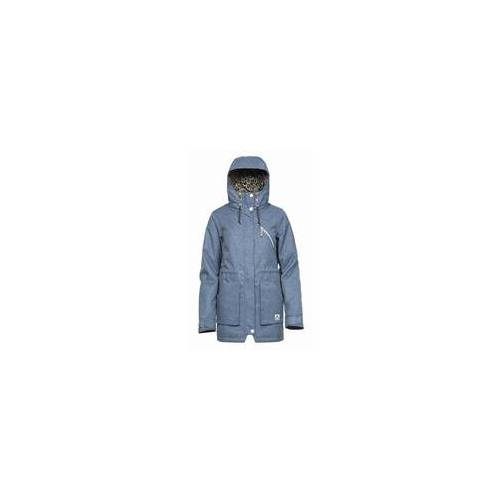 CLWR Parka CLWR - WEAR Parka Denim Blue (669)