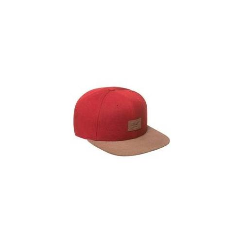 REELL Cap REELL - Suede Cap Red (191)