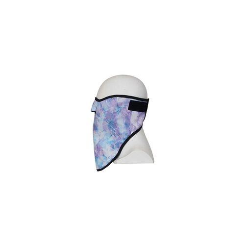 686 Halstuch 686 - Strap Face Mask Wshd Indigo Suncatchr (WIPR)