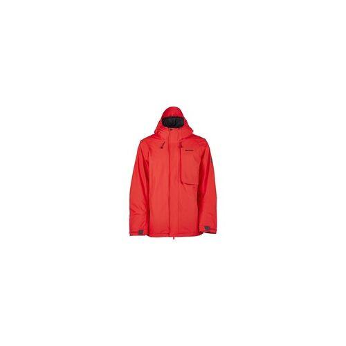 Bonfire Jacke BONFIRE - Strata Ins Jacket Red (RED) Größe: L