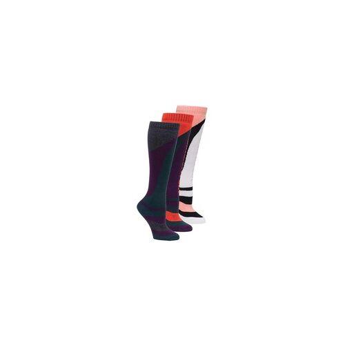 686 Socken 686 - Wmns Veranda Sock 3-Pack Assorted (AST) Größe: S/M