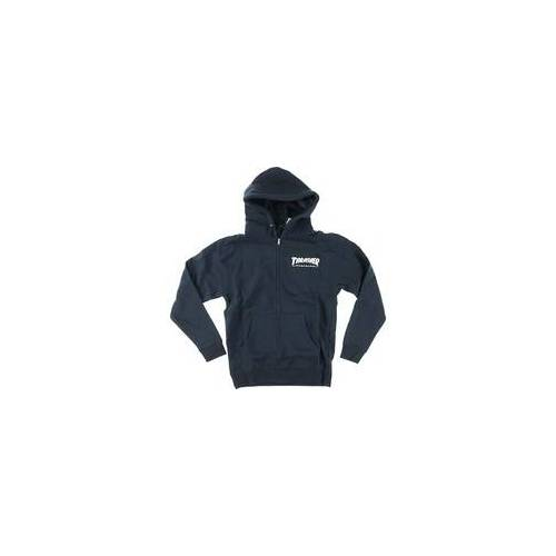 ABM Distribution Sweatshirt ABM Distribution - Logo Zip Hood (N)