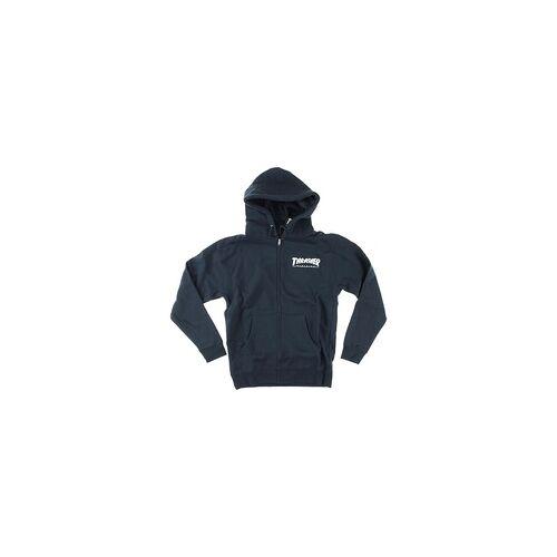 Thrasher Sweatshirt Thrasher - Logo Zip Hood (N)