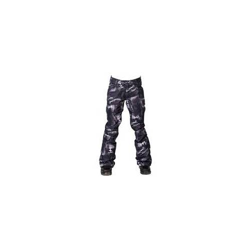 Nikita Hosen NIKITA - Cedar Slim Pant Black Out (BKO)