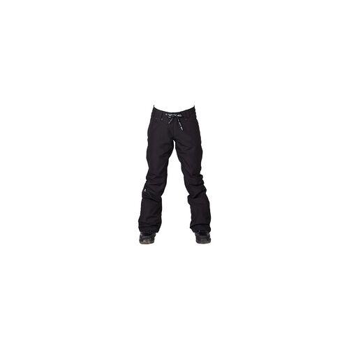 Nikita Hosen NIKITA - Cedar Slim Pant Black (BLK)