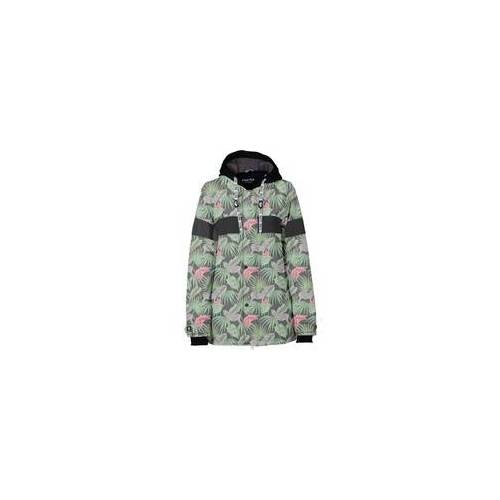 Nikita Jacke NIKITA - Laurel Jacket Tropical Zebra (TRO)