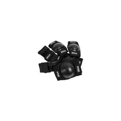 TSG Schützer TSG - Junior-Set Black (102) Größe: OS