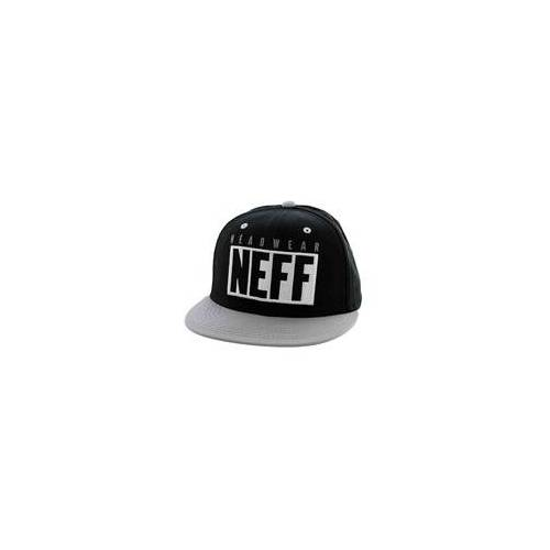 Neff Cap NEFF - Squad Blck (BLCK) Größe: OS