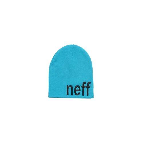 Neff Beanie NEFF - Form Beanie (CYAN) Größe: OS