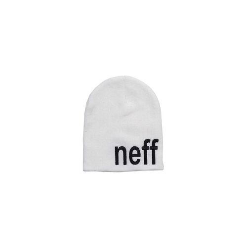 Neff Beanie NEFF - Form Beanie (WHIT) Größe: OS