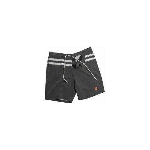Santa Cruz Badeanzug SANTA CRUZ - PIER B/SHORT VINTAGE BLACK (VINTAGE BLACK) Größe: 30