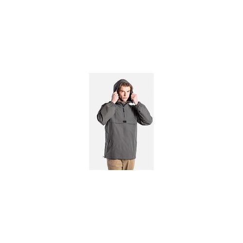 REELL Jacke REELL - Hooded Windbreaker Grey (140) Größe: M
