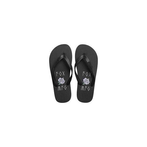 Fox Flip-Flops FOX - Rosey Flip Flop Black (001) Größe: L