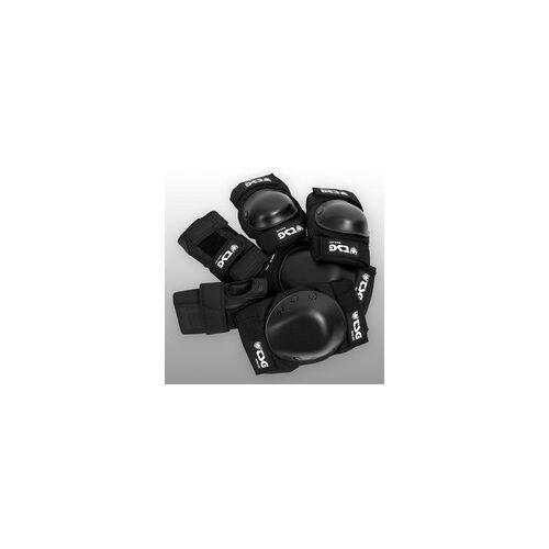 TSG Schützer TSG - Basic-Set Black (102) Größe: S