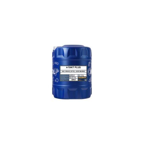 Mannol MN 4-Takt Plus 10W-40 20L