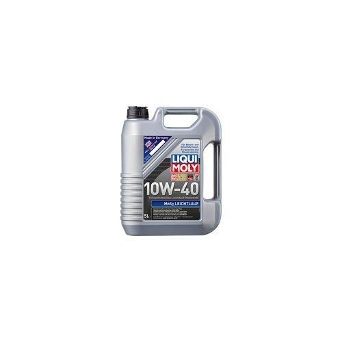 Liqui Moly MoS2 Leichtlauf 10W-40 5 Liter
