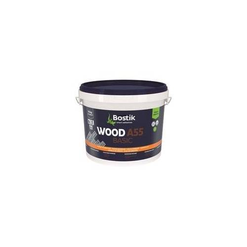 Bostik Gmbh Bostik Wood A55 Basic Parkett Kleber Klebstoff 14kg Eimer